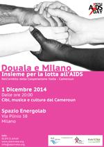Douala Milano 1 dicembre 2014