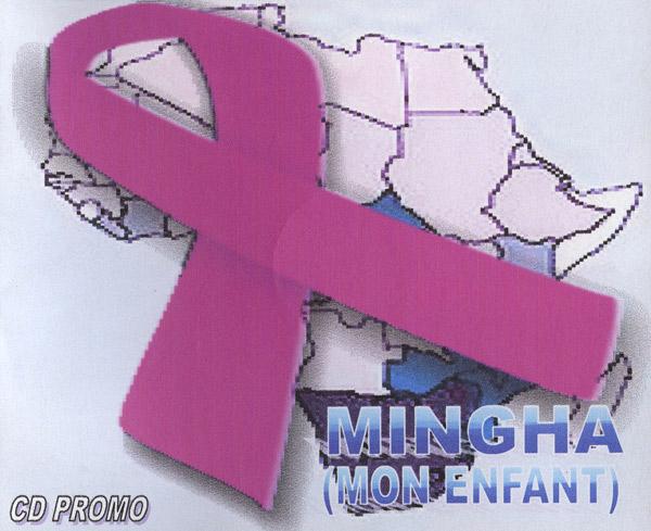 MINGHA (Mon Enfant). CD promo, 2009.