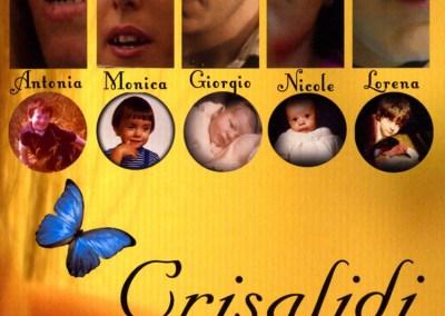 CRISALIDI, 5 ritratti di giovani trans. Film/Documentario, 2005.