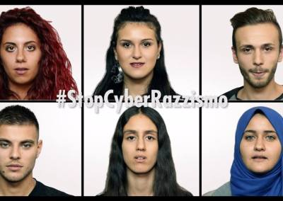 Razzismo virale? L'unica cura puoi essere tu! #StopCyberRazzismo