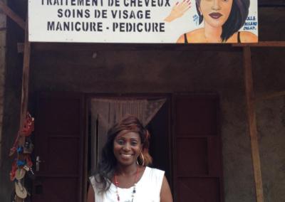 Sei donne: sogni, desideri e realtà. Sei start-up imprenditoriali femminili in Cameroun.