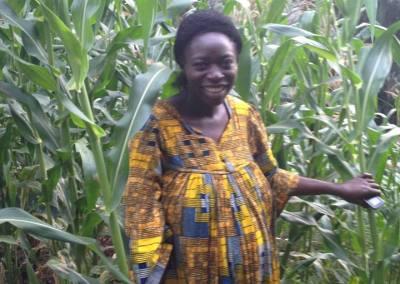 Completamento del sistema integrato di sviluppo rurale sostenibile, migliorando le condizioni di vita delle donne vulnerabili, attraverso la promozione e lo sviluppo agroalimentare a Dschang Cameroun.