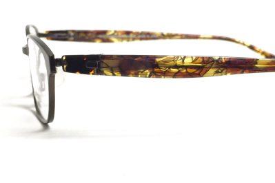 Titanium Kio Yamato Eyeglasses