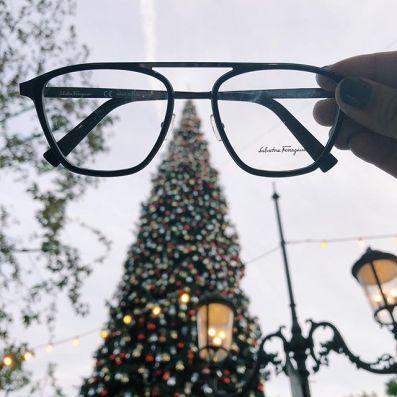 Salvatore Ferragamo eyeglasses