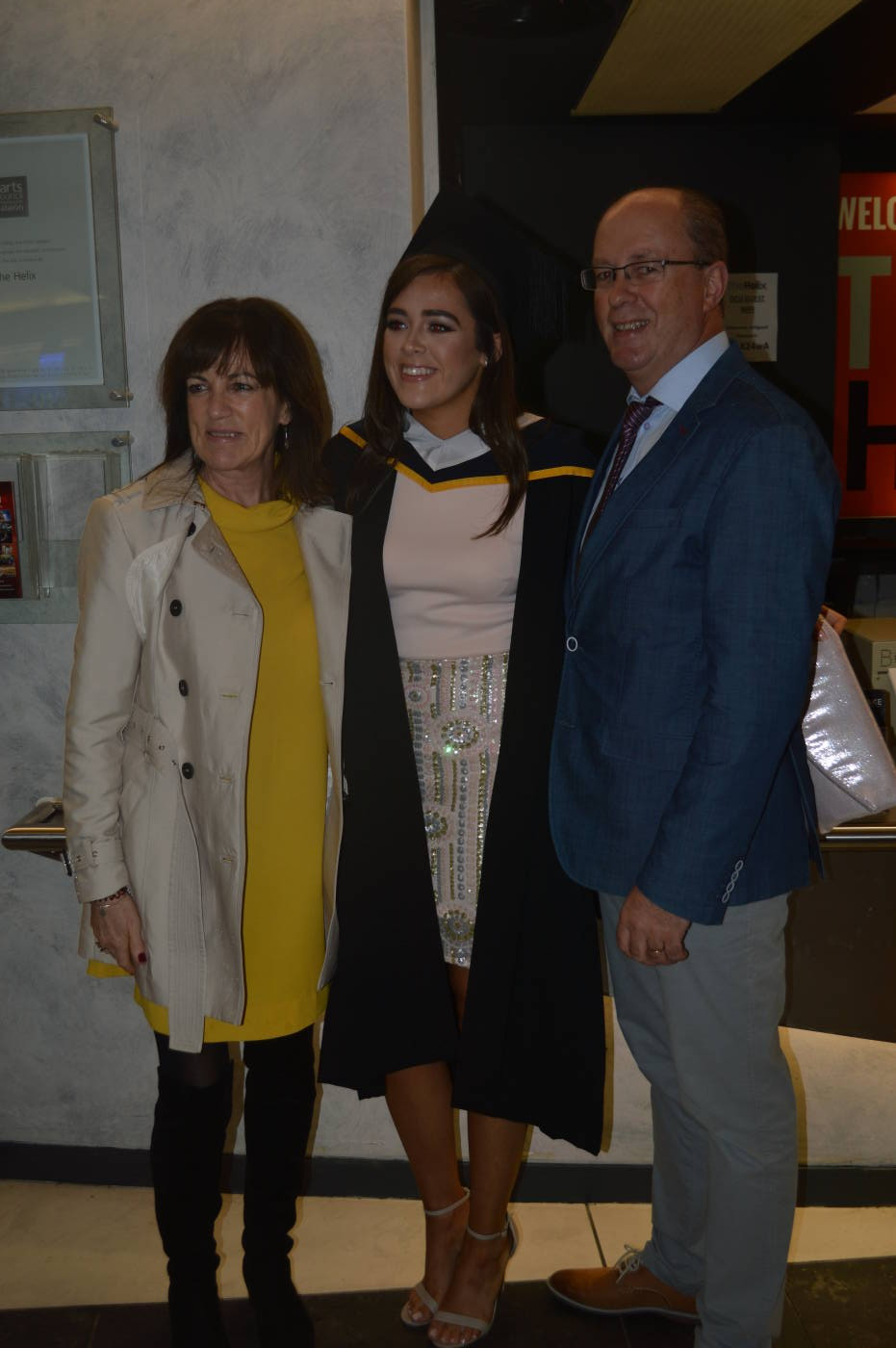 MY COLLEGE GRADUATION – ALANA KELLY CAHILL