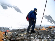 Injuries on Everest