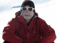 Alan Arnette on Vinson