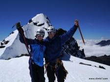 Mike and Matt in Boliva