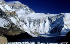 Everest West Ridge from Tibet (courtsey 8000ers.com)