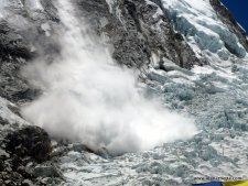 2008 Everest Icefall Avalanche