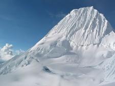 Peru's Alpamayo 19,511'/5947m
