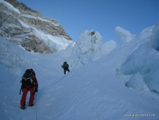 Icefall Serac
