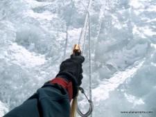 Jumar on Everest