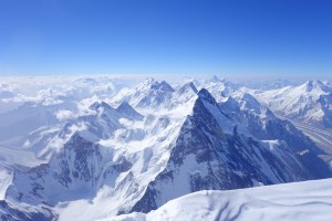 K2 Summit view