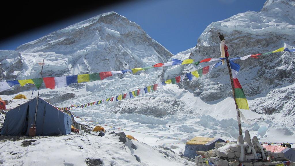 Everest Base Camp April 19, 2015