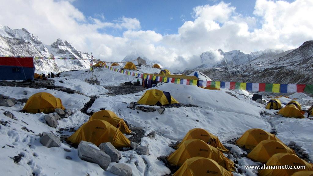 Madison Mountaineering Base Camp