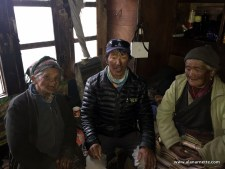Kami Sherpa and family
