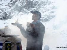 Kami at 2015 Lhotse Puja