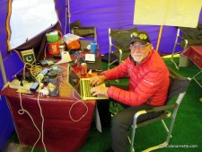 Everest 2016: Expedition Communication Gear