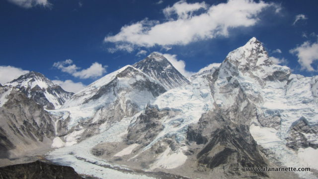 Everest View from Kala Patar