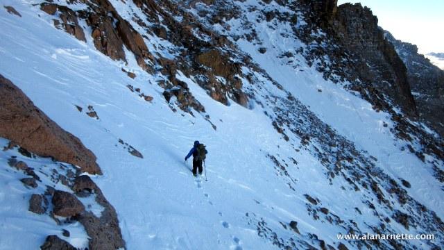 Longs Peak Ledges