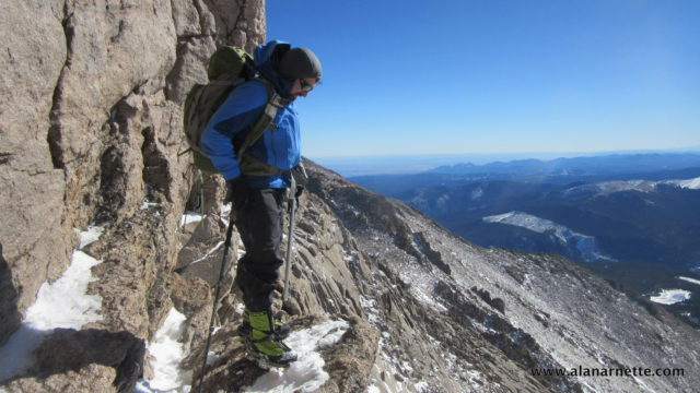 Longs Peak Narrows