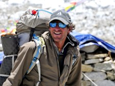 The State of Everest: A Conversation with Dave Hahn