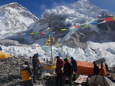 Everest Winter Attempt Update