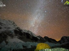 MIlky Way from Everest Base Camp