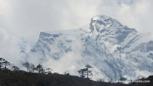 Trekking in the Khumbu