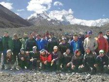 2017 Summit Rope Team. Courtesy of Transcend Adventures