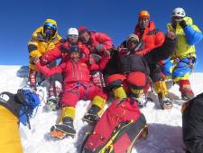 Dreamers Destation Team on K2 summit 2017