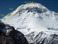 Autumn Himalayan Climbing: First Summits and Heavy Snow Ahead