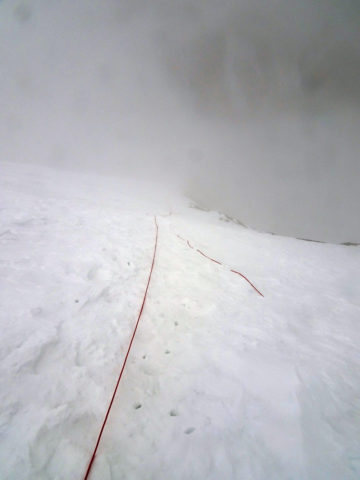 HImex's ropes on K2 in summer 2017