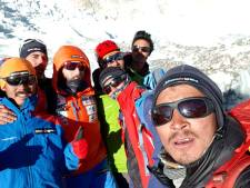 K2 Team Reach Expedition Altitude Record, Everest Camp 2 Destroyed