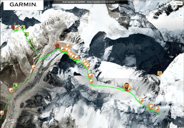 Winter Everest 21 Feb 18