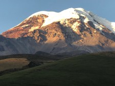 "Ecuador 2019: Climbing the Volcanoes: Chimborazo ""Summit"""
