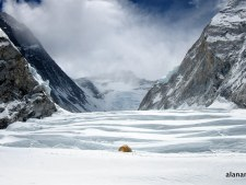 Everest 2019: Camp 2 Mirage