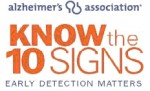 Alzheimer's 10 signs