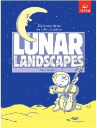 Piece of the Week – Lunar Landscapes