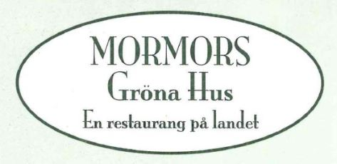 Mormors Gröna Hus Logotype