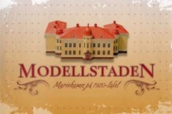 Modellstaden