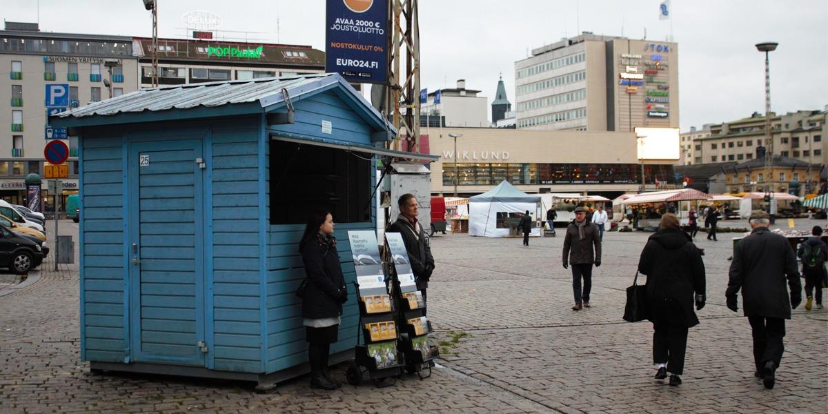 Jehovas vittnen måste göra värnplikt i Finland