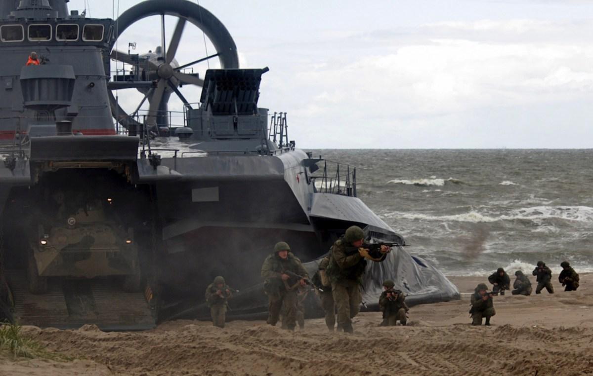 """Försvarsministeriet: """"Ryssland vill splittra väst och skapa en ny världsordning"""""""