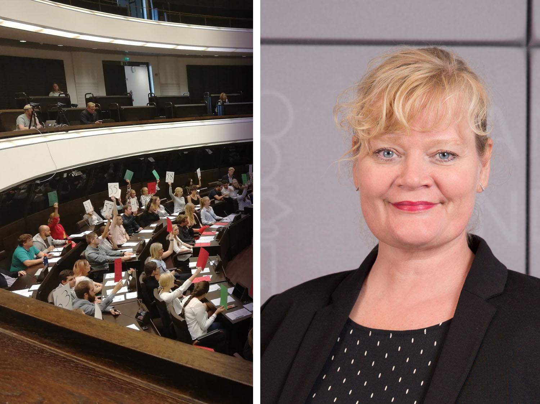 Katrin Sjögren och ReGeneration2030