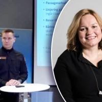 Omsorgsministern ljög i riksdagen: Ingen testas för coronavirus vid Finlands gränser