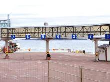 hamnterminalen