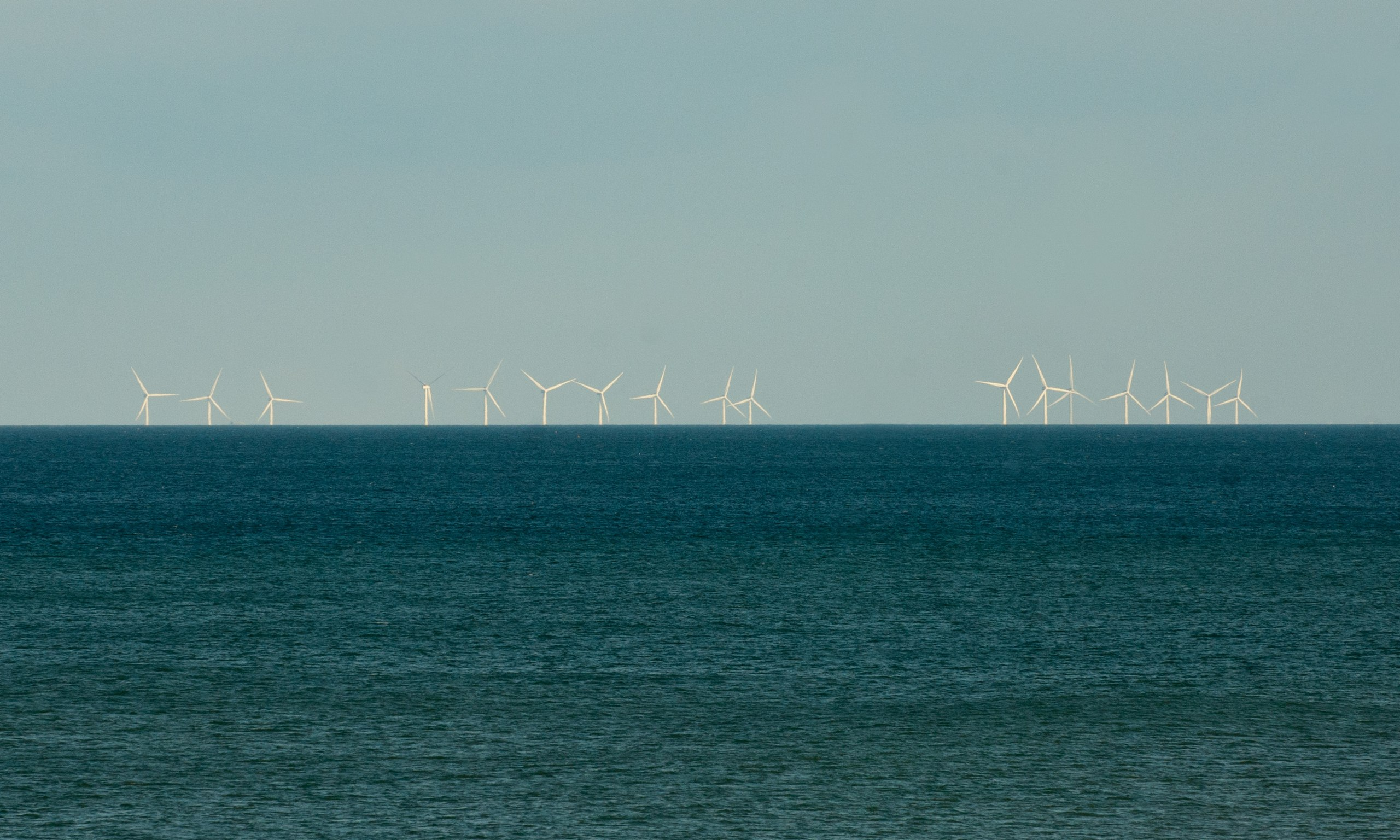 Hornsea vindfarm