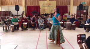 Mariama dance Salifest17