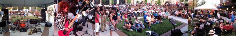 biltmore park concerts
